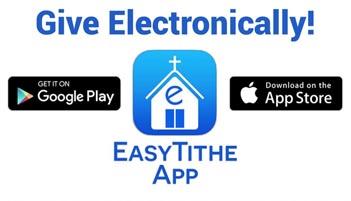 easytithe app